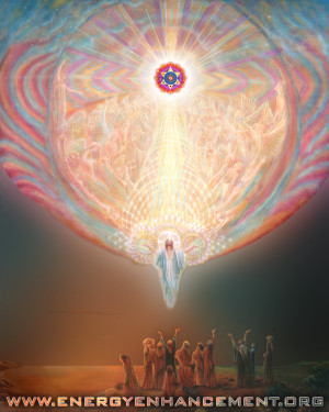 The Ascension CHRIST SYMBOL ENERGY ENHANCEMENT