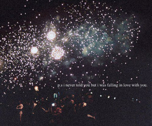 firework, love, quote
