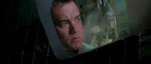 tom hanks who portrays jim lovell in apollo 13 1995 included with tom ...