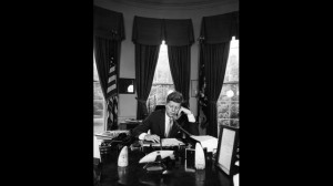 effort john f kennedy use for overall quote screen image