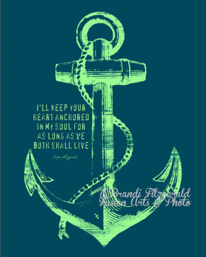 Sister Anchor Quotes Marriage anchor quote gift