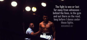 Motivational Quotes For Athletes By Boxing Athletes