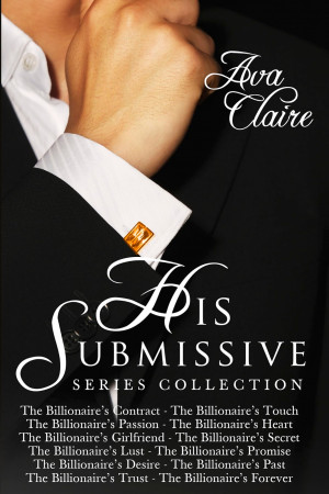 Winner Announced and the His Submissive Series Complete Collection!