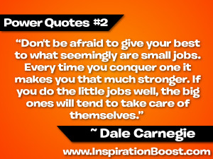 Dale Carnegie quotes