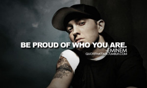 motivational quotes be proud of who you are Motivational Quotes | Be ...