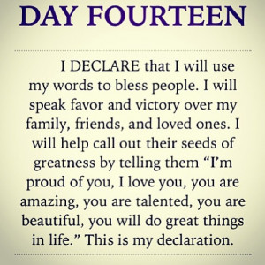 iDeclare Day14 #JoelOsteen