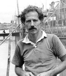 ... Werner Herzog in person at varying locations and at infrequent