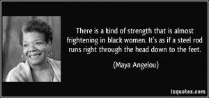 jpg black women are pillars of quotes on strength hammer