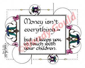 Funny Money Quotes And
