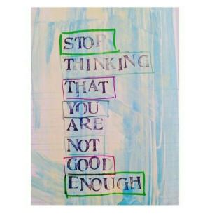 Positive reminder (: