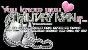 military love quotes or sayin photo: Love a Military Man 10-6.png