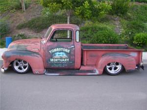 1948 Chevy Truck Patina