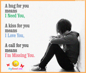 Missing You Quotes and Sayings and I Miss You Text Messages