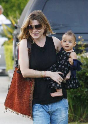 Ellen Pompeo gushes over 15-month-old daughter Stella Luna, whose ...