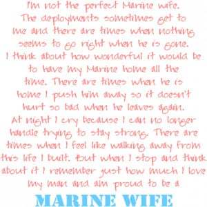 marine quotes and sayings for wifes image search results picture
