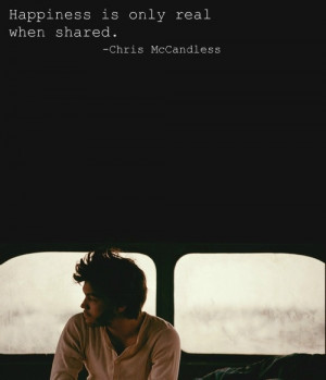 Into The Wild quotes...