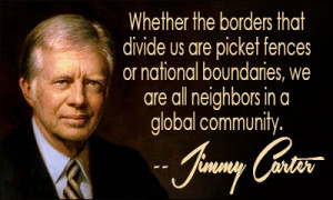 ... quotes by subject browse quotes by author jimmy carter quotes tweet