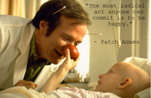 Patch Adams Quote