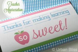 Home / Teacher + School Printables / Teacher Printable Candy Bar ...