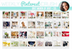 Social Media Crush // Weekly Pinterest Crush: BRIT MORIN OF BRIT + CO.