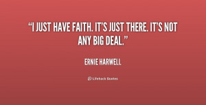 Just Have Faith Quotes