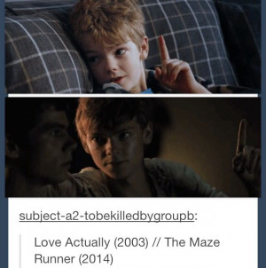 Sangster Quotes, Amazing Sangster, Thomas Brodie Sangster Hot, Thomas ...
