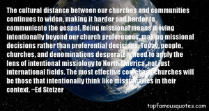 Quotes About Missional Church Pictures