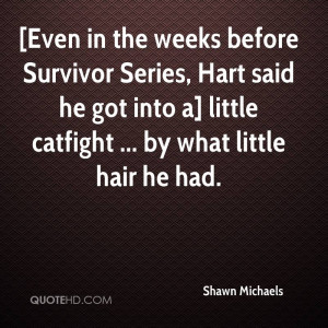 Shawn Michaels Quotes