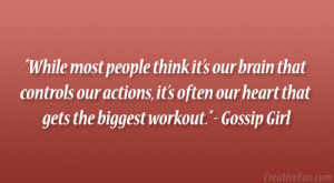 Gossip Girl Quote Quotes