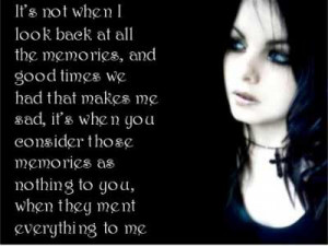 The best of Emo quotes