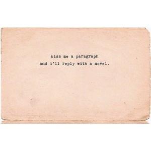 Scott Fitzgerald Framed Love Quote Made On Typewriter