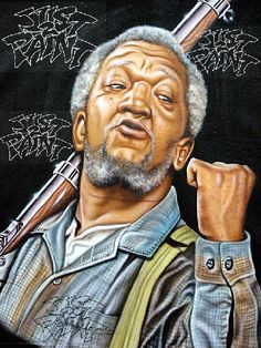 Google Image Result for Fred Sanford of Sanford and Son More