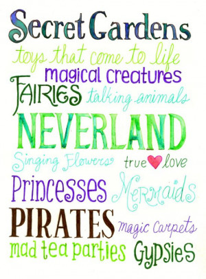 Tumblr Neverland Quotes Landed in neverland