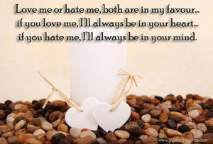 funny quotes thoughts love me or hate me nice quotes best quotes