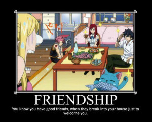 Fairy Tail - Friendship