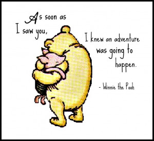 Home Quotes Goodbye Quote Pooh Bear