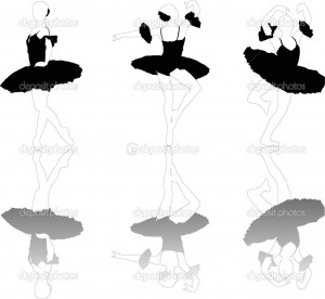 Silhouette Male Ballet Dancer Other Art Pic 25 Picture