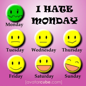 hate mondays quotes - Google Search