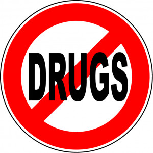 If you need drugs, you're a loser. Stop being a loser.