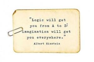 einstein, imagination, quote, text