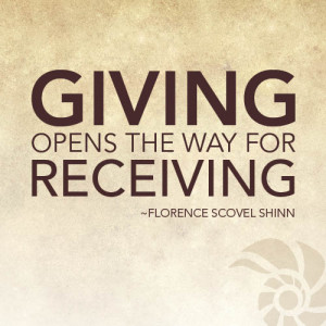 Giving quote #7