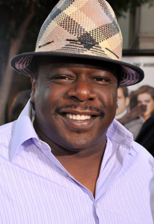 Cedric The Entertainer And
