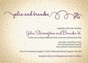 Check out other gallery of Cute Wedding Invitation Quotes