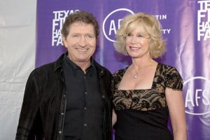 Mac Davis and Lise Gerard