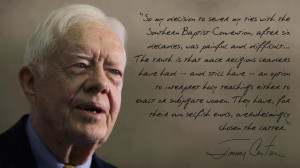 Jimmy Carter was president of the United States from 1977 to 1981.