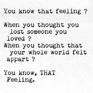 feeling lost tumblr quotes