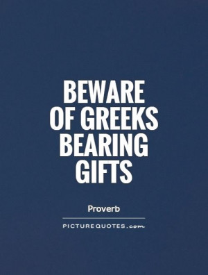 Gift Quotes Proverb Quotes
