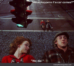 Cute quote from a date scene in the romantic movie The Notebook ...