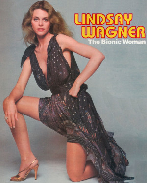 Thread: Bionic Woman - is this outfit too sexy for 70's primetime ?