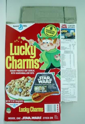 lucky charms star